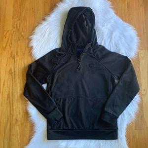 Men's Aeropostale Black Hoodie Size Small